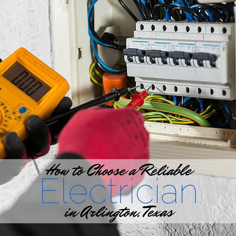 arlington tx electrician
