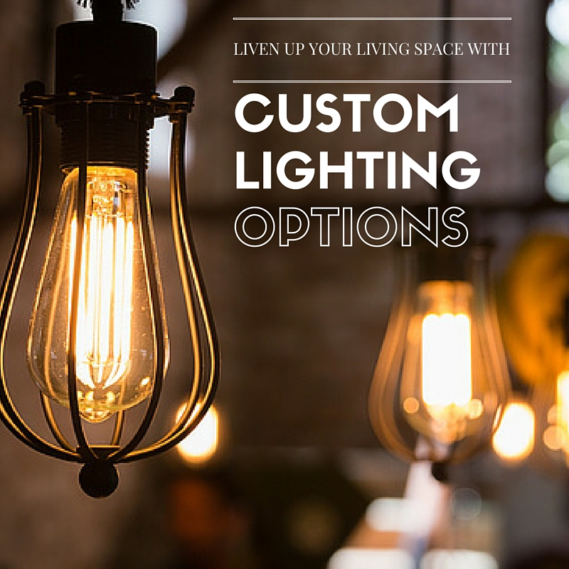 custom lighting
