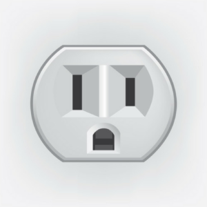 hot electrical outlet
