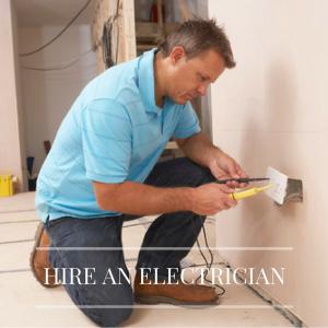 hire an electrician arlington