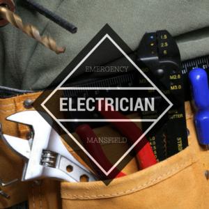 emergency mansfield electrician