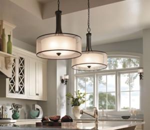kitchen lighting upgrade