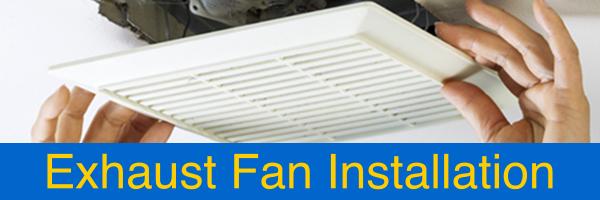 exhaust-fan-installation