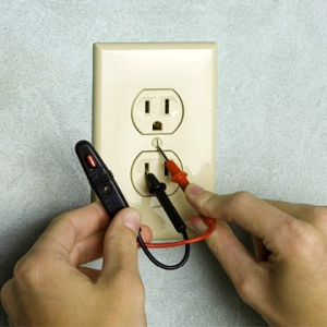 testing home outlet